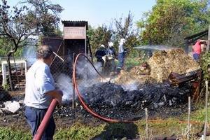 Zakázané. Spaľovanie odpadu môže mať nedozierne následky.