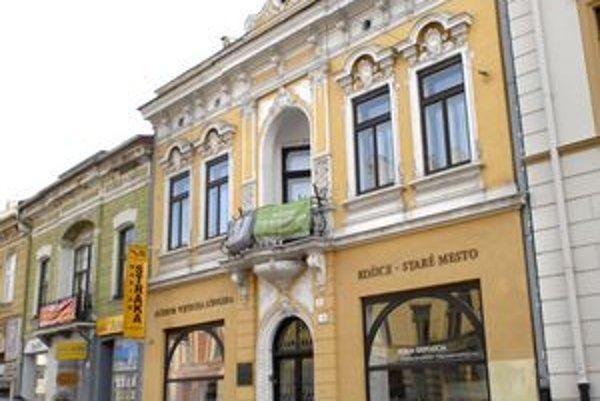 Budova múzea.