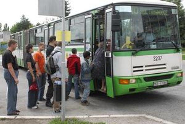 Úvery by mali pomôcť aj modernizácii mestskej dopravy v Košiciach.
