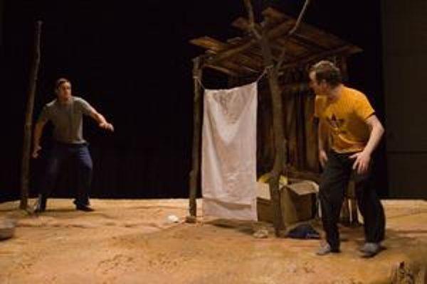 Robinson&Crusoe sľubuje humor i kvalitné herecké výkony.