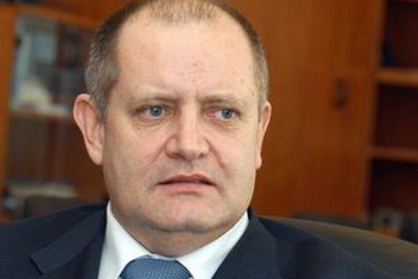 František Olejník. Súd ho uznal vinným v korupčnej kauze.