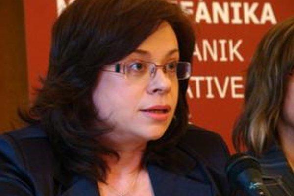 Analytička Zuzana Humajová má výhrady voči kvótam.