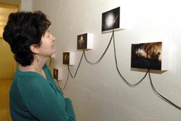 Skĺbenie dvoch talentov. Maliar a grafik Zbyněk Prokop a fotograf Robo Kočan prezentujú svoje diela.