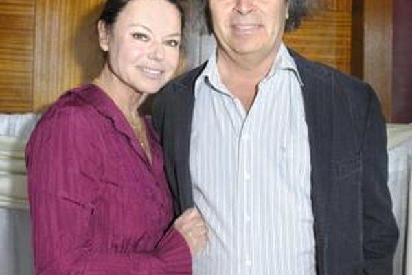 S manželom Václavom tvoria šťastný pár od roku 1977.