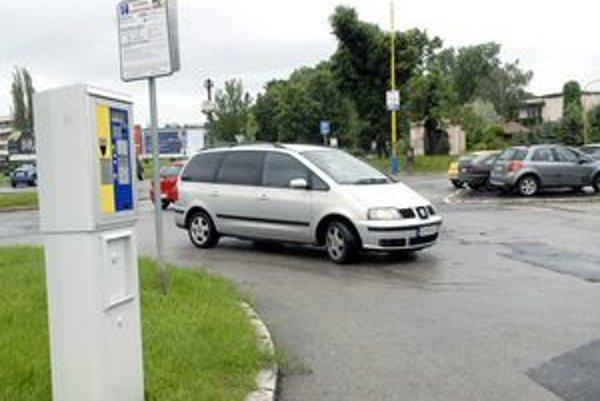 Parkovanie v Košiciach budete môcť platiť aj cez mobil