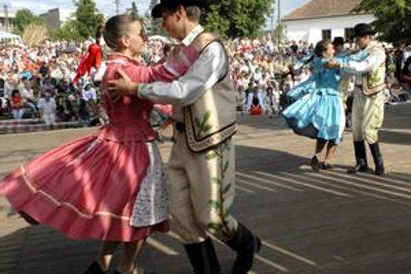 Folklór vo všetkých podobách. Ponúknu ho Abovské folklórne slávnosti v Rozhanovciach.