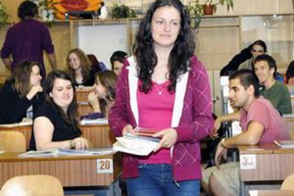 Brazílčanka. Caroline Linshalm Lenzi