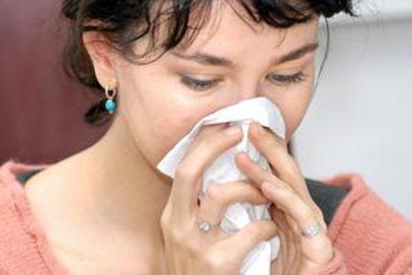 Peľové výstrahy pomáhajú alergikom. ILUSTRAČNÉ FOTO