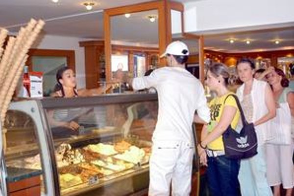 Pri predaji zmrzliny zatiaľ hygienici veľké nedostatky nezistili