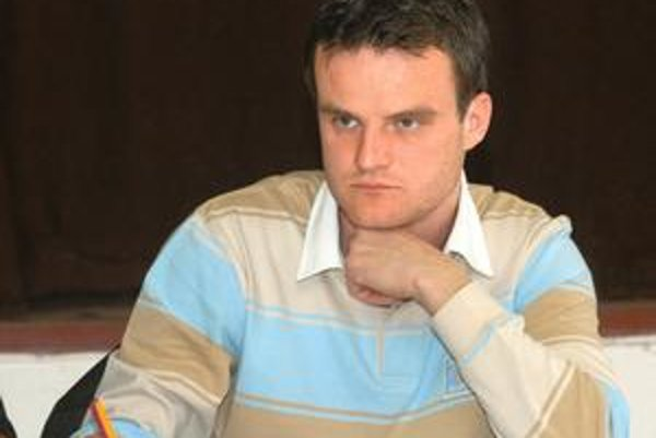 Peter Kasterko, šéf miestneho úradu je rád, že konečne splatili dlžoby z čias extarostu Jána Farkaša.
