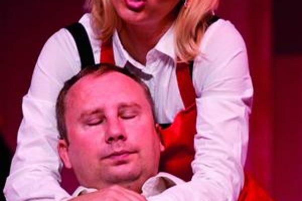 Štátne divadlo dnes uvedie premiéru hry Tom, Dick a Harry