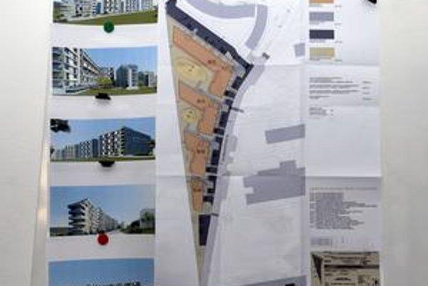 Byty na KVP. Na Klimkovičovej pribudne nový obytný súbor.