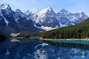 Kanadské skalnaté hory