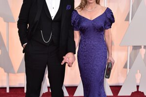 J. K. Simmons a Michelle Schumacher