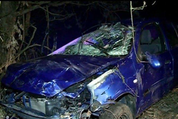 Veľa nehôd. A nezodpovedných opitých vodičov.