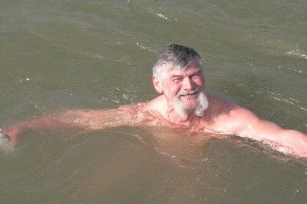 Peter Zeleň. Pri studenom kúpeli vToryse.