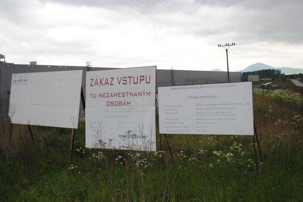 Priemyselný park IPZ Záborské sa dostal do centra pozornosti.