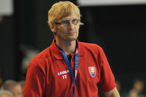 Marek Gernát, tréner úspešných mladších dorastencov.