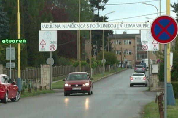 Fakultná nemocnica. Mesto uvažuje o druhej zastávke pri bývalej onkológii.