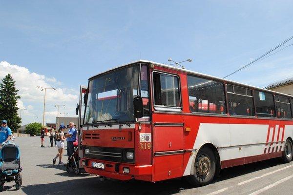 Princezná. Takto volajú najstarší autobus vDPmP.