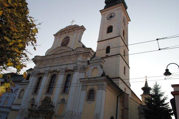 Katedrála sv. Jána Krstiteľa v Prešove. Arcibiskupstvo gréckokatolíckej cirkvi biskupa pre Rusínov odmieta.