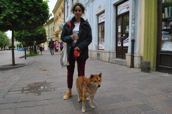 Sylvia Ciulisová sa často a rada vracia do Prešova.
