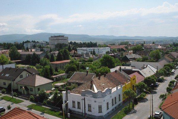 Prešov. Tvár mesta sa bude meniť.