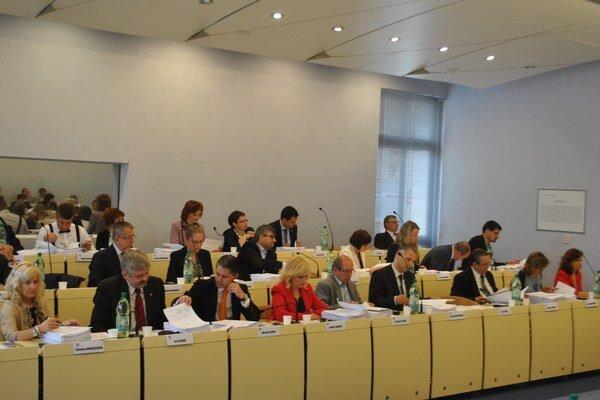 Poslanci schválili zmeny v spoločnosti i nového riaditeľa.
