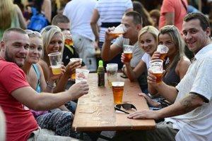 Pivný festival. Odštartuje počas tohto týždňa.