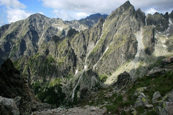 Veľmi obľúbené pri objavovaní sú aj Vysoké Tatry.
