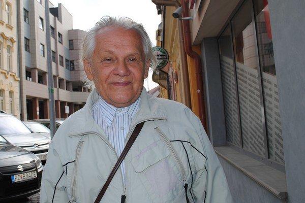 Pavol Prokopovič prišiel o oko. Úrad potvrdil, že nemocnica urobila chybu.