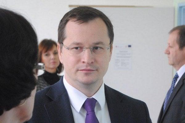 Minister v Prešove.