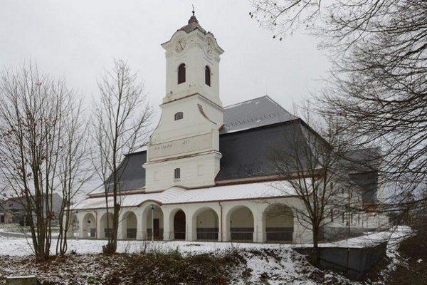 Budova Skladu soli je po kompletnej rekonštrukcii.