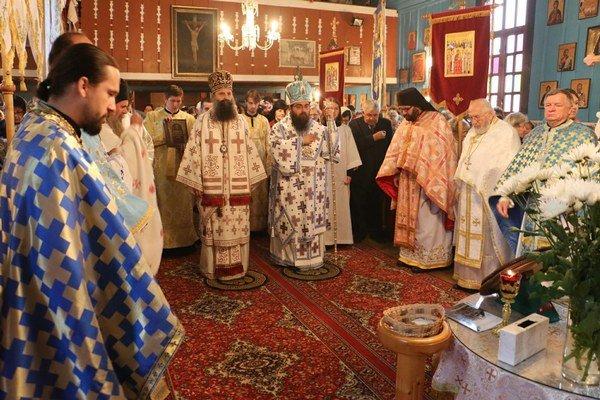 Vzácna návšteva. Spojili sa cirkvi dvoch krajín.