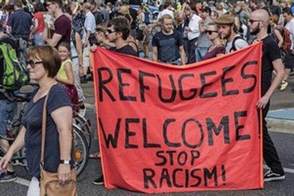 Aj pri utečeneckej kríze môžeme dať najavo, že naozaj patríme do európskeho priestoru.