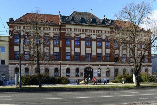 Na snímke Evanjelické kolegiálne gymnázium v Prešove.