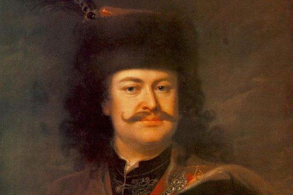 František II. Rákoczi.