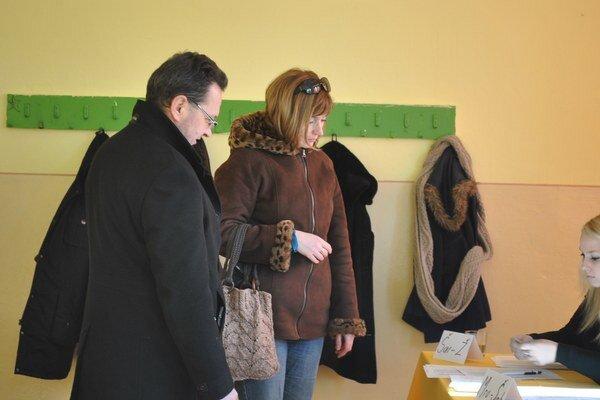 Primátorka Prešova podporila referendum účasťou.
