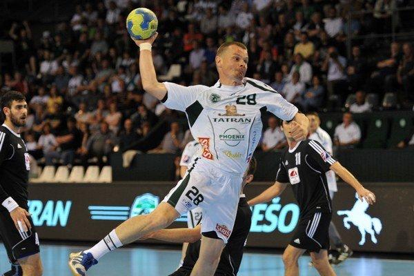 Radoslav Antl. Krídelník Tatrana dal desať gólov, ani tie však nestačili.