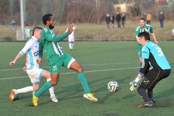 Tubonemi dal prvý gól prešovskej rezervy.