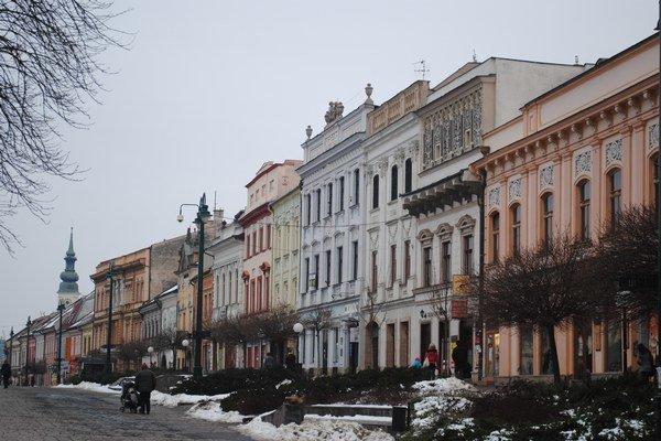 Krásy Prešova. Spolu s jeho históriou sú témou každomesačných podujatí.