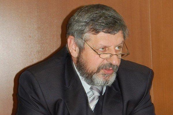 Hlavný kontrolór Ján Majda chce svoj mandát obhájiť.