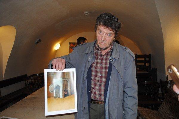Fedor Vico. Zakladateľ súťaže s 20-ročnou históriou.