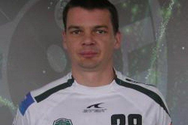 Radoslav Antl. Kapitán verí, že úspech sa dostaví.