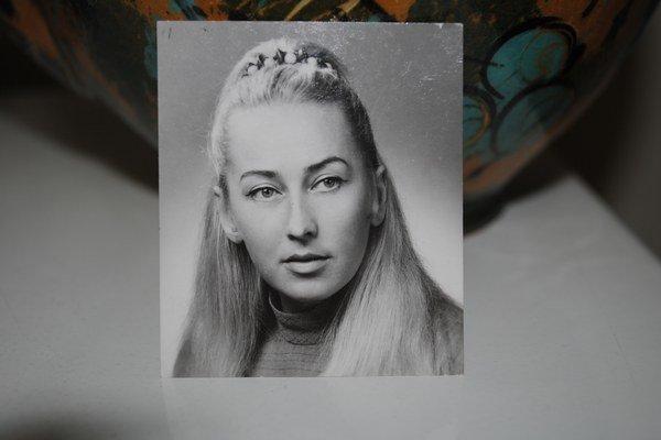 Anna Bittnerová. V DAD prežila celý život, hrať začala ako 15-ročná.