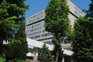 Prešovská nemocnica. Dvaja bratia v nej bojovali o život.