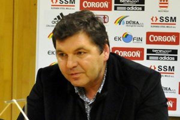Miroslav Remeta stále nevie, či bude ďalej financovať prešovský Tatran.