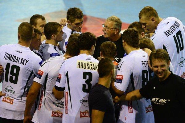 Hádzanári Tatrana odcestovali na prestížny turnaj.