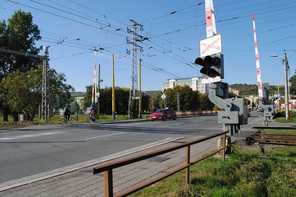 Most cez Torysu. Železnice SR sa ešte k stavbe nevyjadrili, hoci ich stanovisko je zásadné.