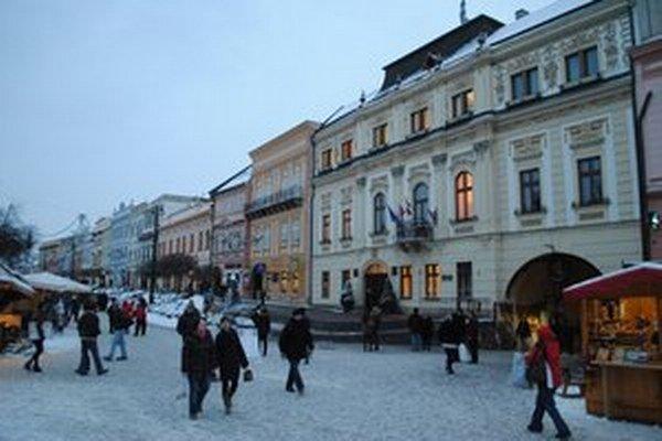 Prešovská radnica sa chystá v budúcom roku splácať aj neuhradené záväzky.